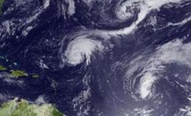 Hurricane Danielle weakens to Category 2 storm