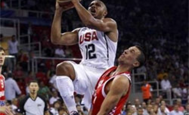 USA gets first win, Croatia sees Sunday in Turkey games