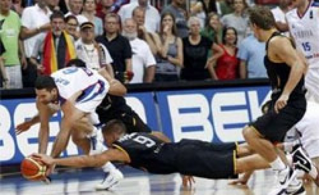 Serbia loses against Germany, hopeful with next games