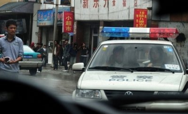 Chinese police 'accidentally' shoot dead Tibetan in protest