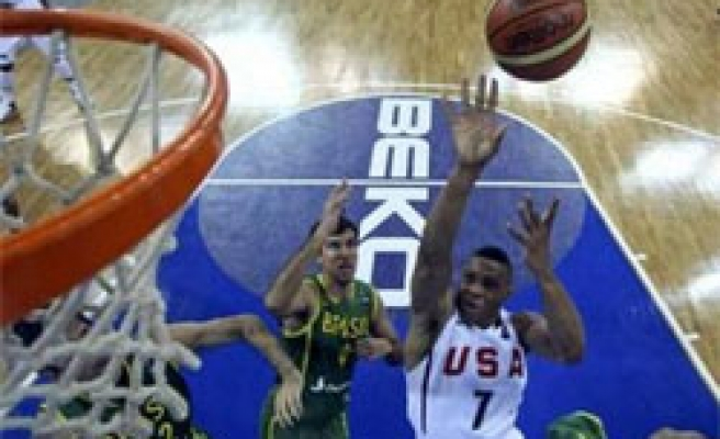 US remains Group B leader in Turkey FIBA games on 3rd day