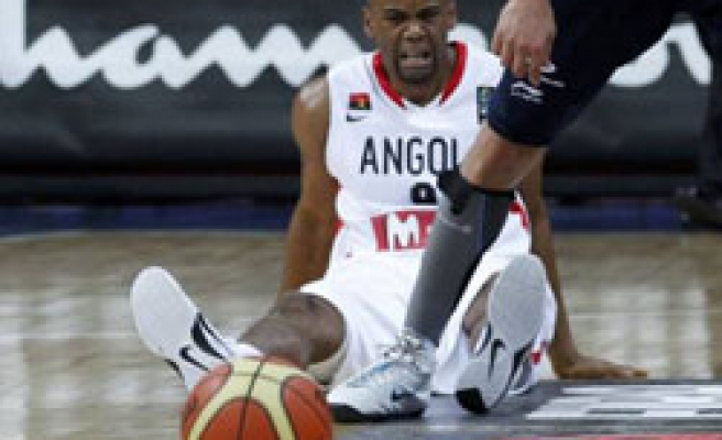 Angola 'not surprised' with defeat against Argentina
