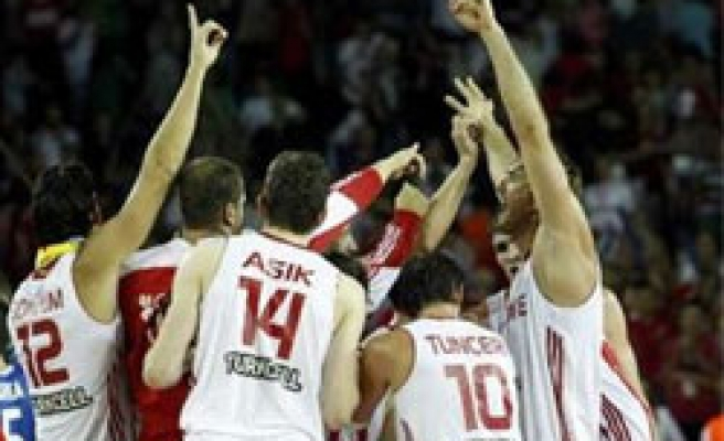 Turkey tops Group C at basketball worlds