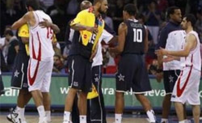 USA wins against Iran, dismisses politics at basketball worlds