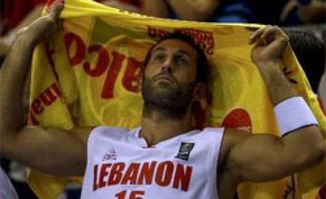 Lebanon defeated by Spain at basketball worlds