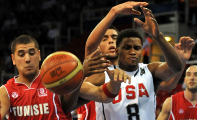 US tops Group B of Basketball Championship in Istanbul games