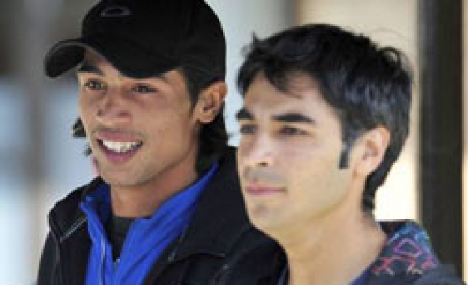 Pakistani cricket trio suspended after accusations