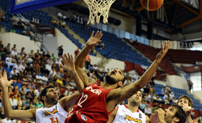 Scariolo says Spain wants to show skills after victory over Canada
