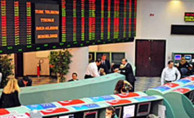 Turkey's main stock exchange hits all-time record in opening