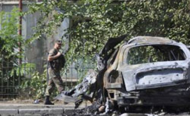 New attack targets Russian military camp in Dagestan