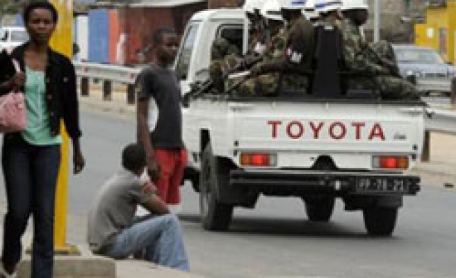Mozambique police on alert for more bread protests