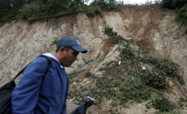 Six adults, two children shot to death in Guatemala jungle