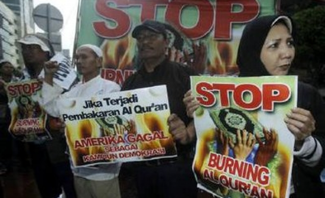 Outcry grows against Koran burning plan as India urges for action