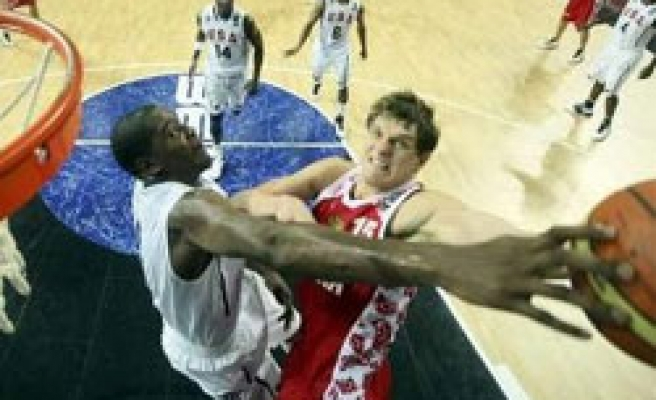USA defeats Russia 89-79 at basketball worlds in Turkey