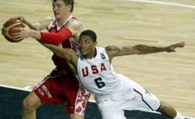 USA qualifies for semi-finals at basketball worlds in Turkey