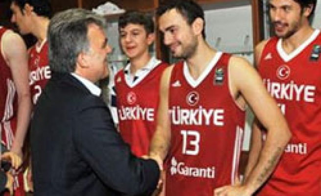 Turkey to face USA at basketball worlds