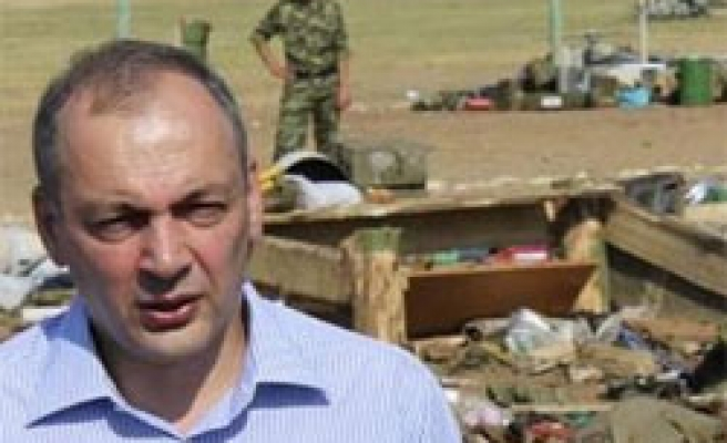 Head of 'anti-extremism' department shot dead in Dagestan