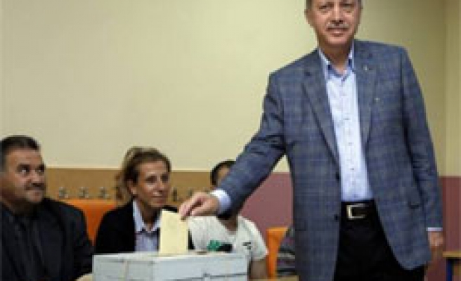 Turkish support for referendum at 58 percent