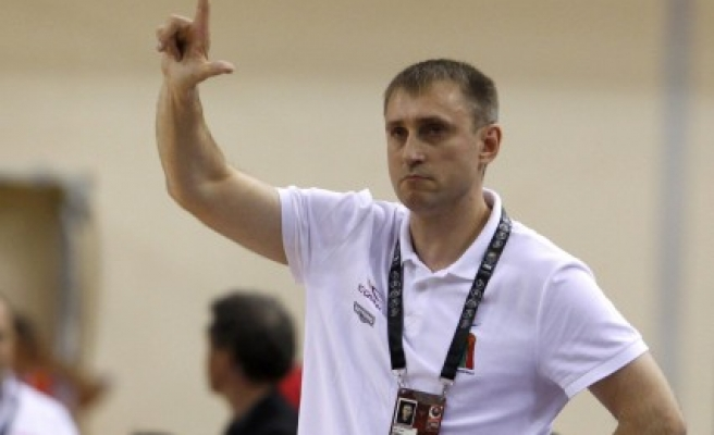 Lithuanian coach says proud of his bronze-winning players