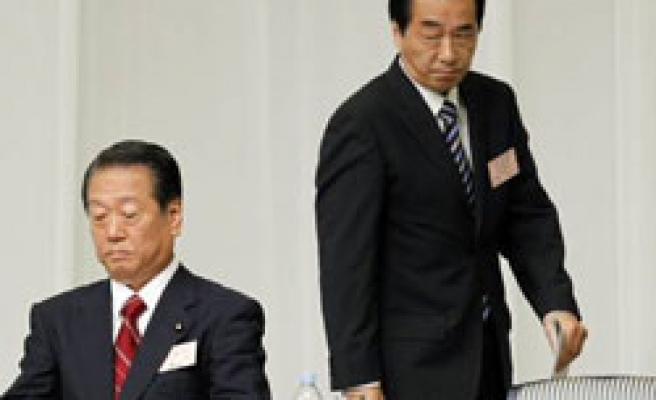 Japan PM survives leadership challenge