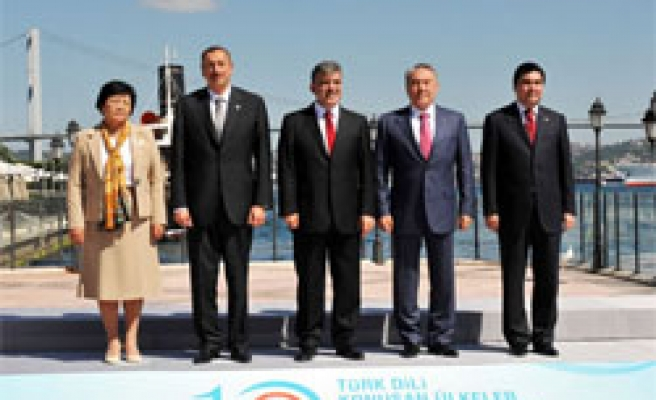 Turkic summit in Turkey concludes with declaration