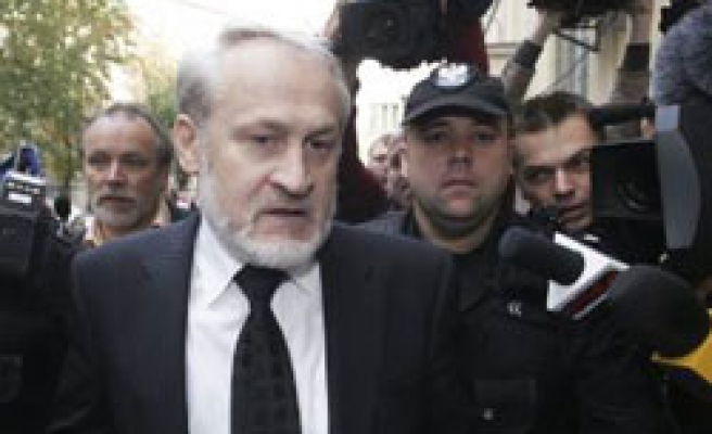 Poland detains exiled Chechen leader - UPDATED