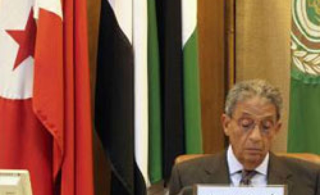 Arab League: talks with occupation simply a waste of time