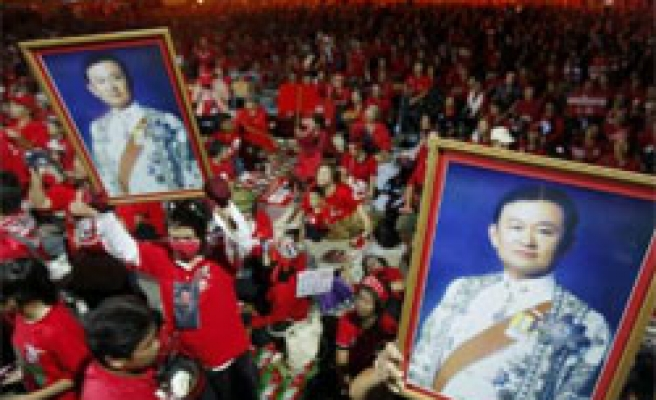 Thai 'Red Shirts' mark 2006 coup, deadly May crackdown