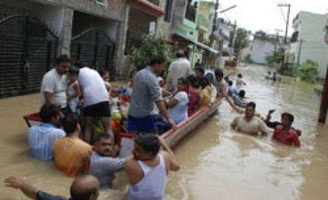 Millions affected by Indian floods
