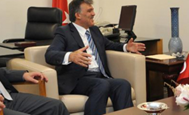 Gul says under-developed countries thank Turkey for aid