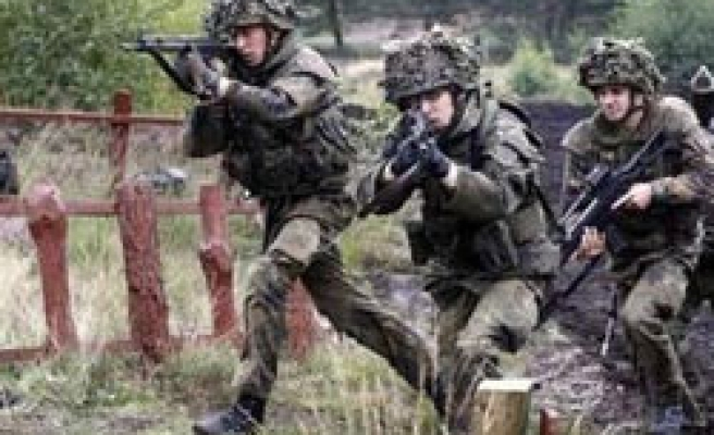 German troops can be deployed on home soil