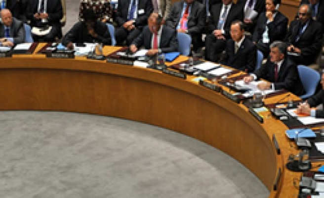 Turkey votes for nuclear-free Middle East resolution