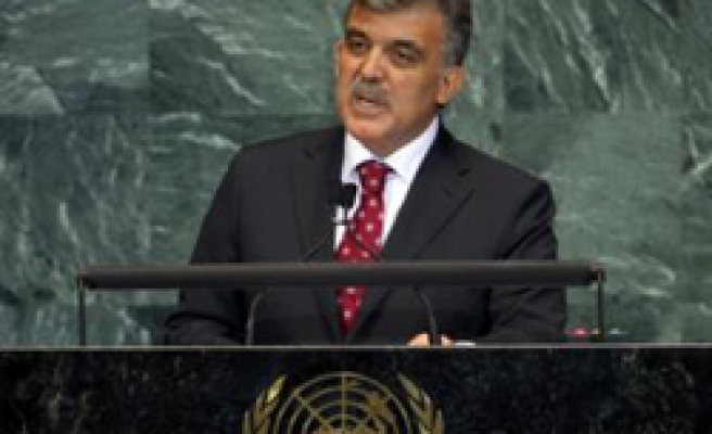 Turkey calls for nuclear free Middle East
