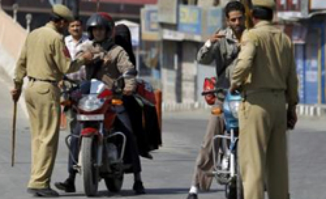 India offers 'reviewing' deployment in Kashmir after troops killings