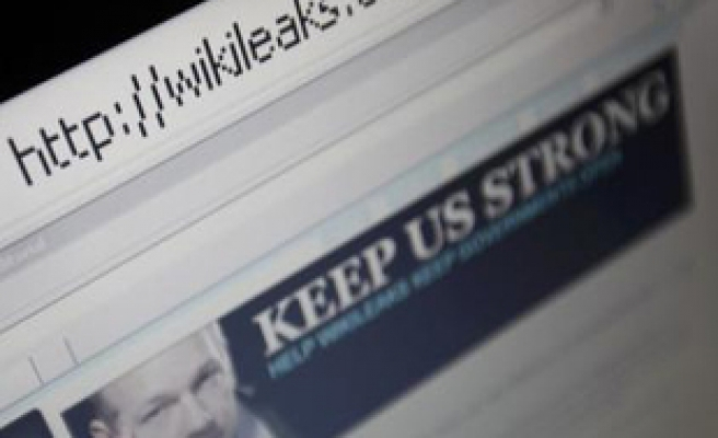 WikiLeaks says website was target of cyber attack
