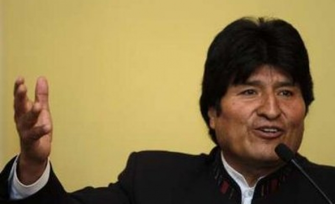 Court allows Bolivia's Morales to seek second re-election