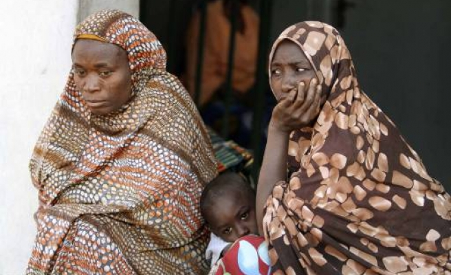 Parents search for abducted Nigeria girls, say 234 missing