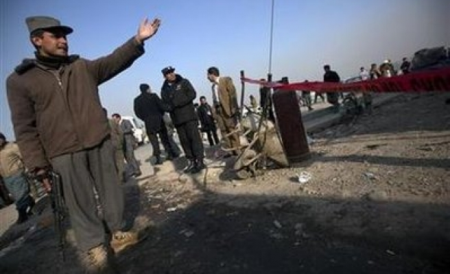 Afghan MP shot, deputy minister kidnapped in Kabul