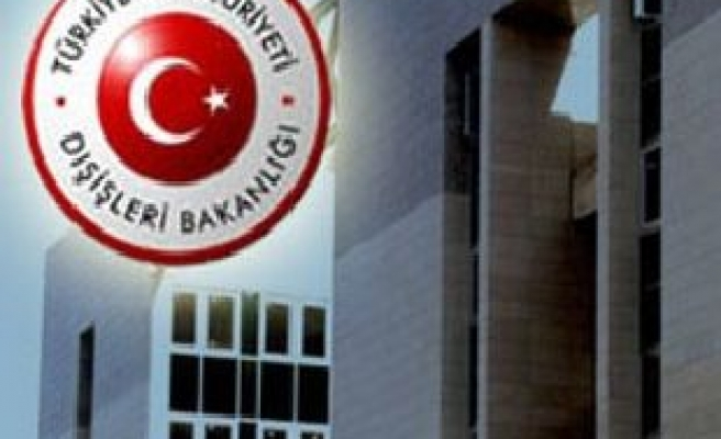 Suspicious letter found in Turkey's Foreign Ministry HQ