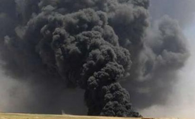 Four killed, main oil pipeline attacked in southern Iraq