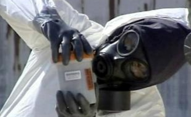Turkey investigates use of chemical weapons in Syria