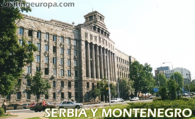 A journey into Serbia Montenegro