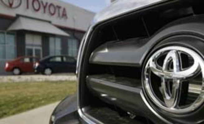 Toyota sees losses mounting as sales slide