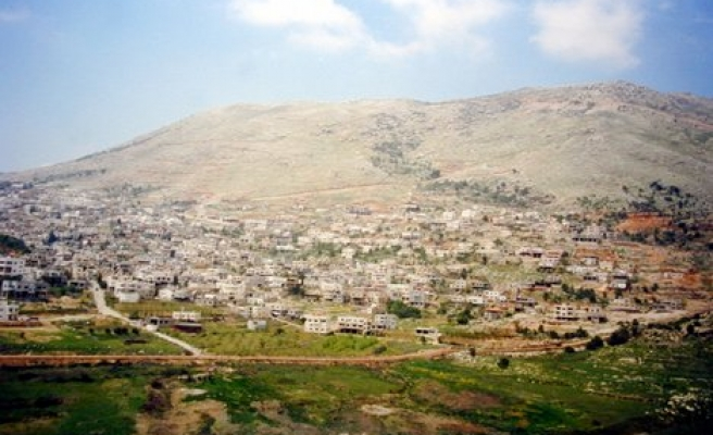 Syria protests UN over Israeli wine gift made in occupied Golan