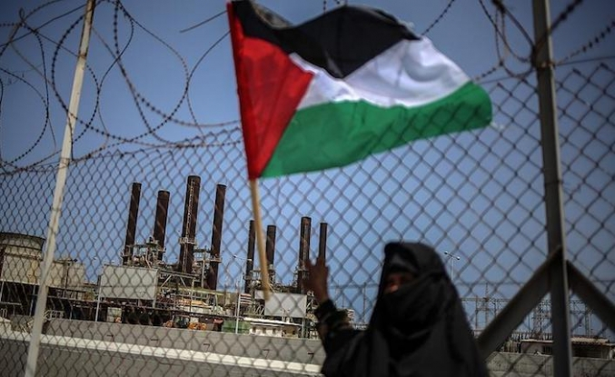 Protests won't stop until Gaza siege lifted