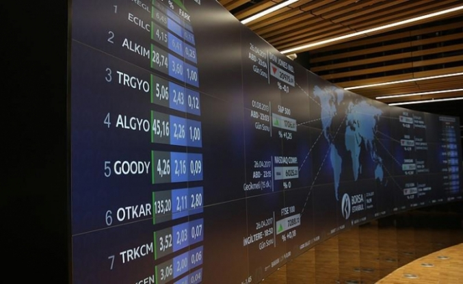 Borsa Istanbul stocks down at opening