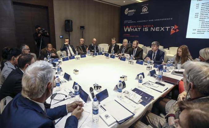 Balkan and SE Europe news agencies gather in Istanbul