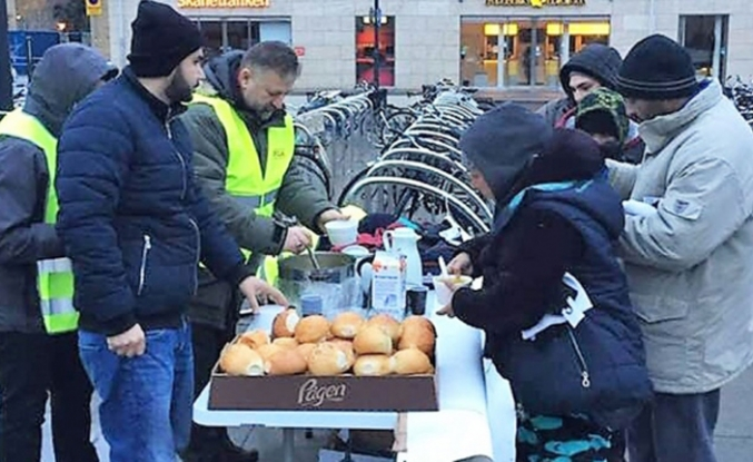 Malmö mosque offers help to homeless