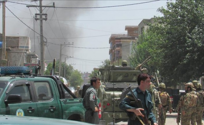 Afghanistan bleeds with 1,700 casualties in January