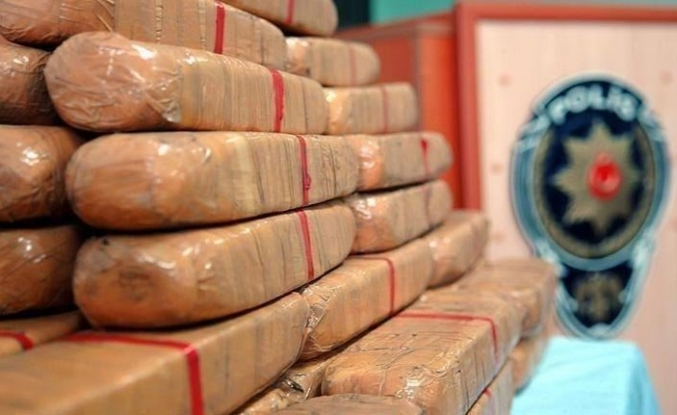 Some 35 kg of heroin seized in eastern Turkey